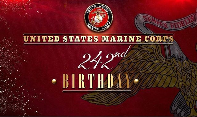 Happy 242nd Birthday @marines! Oorah! 🇺🇸🇺🇸🇺🇸#Marines #usa #heroes #thankyouforyourservice  #homeofthefreebecauseofthebrave #supportourtroops #oorah #localrealtors - posted by Ed Pierce https://www.instagram.com/edpierce25 - See more Real Estate photos from Local Realtors at https://LocalRealtors.com