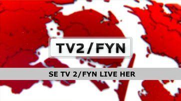 Vi var med hos TV Fyn da de lavede et indslag om Thomas B. Thriges gade og deres program for dagen! 28.06.14 - Vi ses!