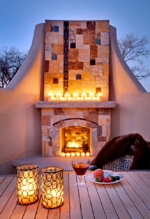 17 Best Images About New Mexico Fireplaces And Hornos Outdoor Ovens On Pinterest Adobe
