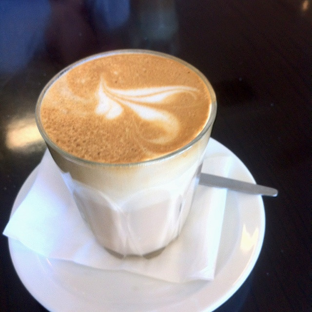 Soy Latte from Magic Apple, Gold Coast