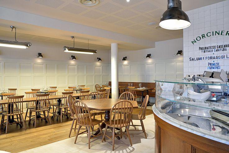 oltre 25 fantastiche idee su design per interni ristorante su ... - Arredamenti Interni Economici