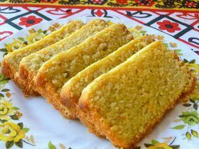 SPLENDID LOW-CARBING BY JENNIFER ELOFF: LEMON POUND CAKES- LOW CARB