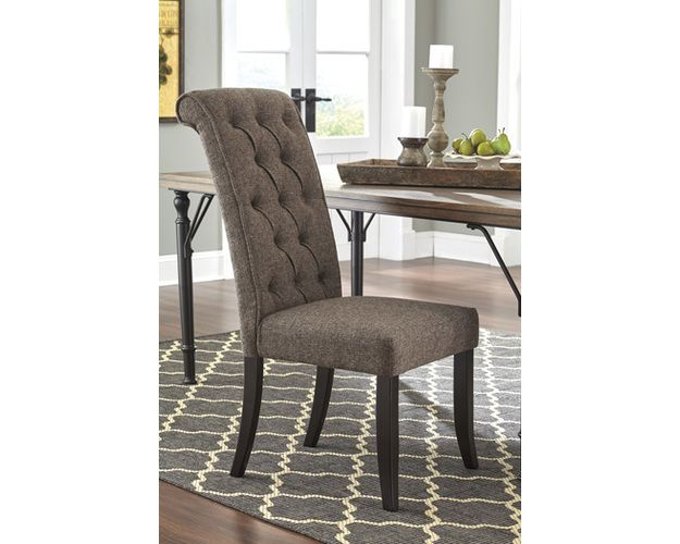 Dining Uph Side Chair (2/cn) Tripton Signature