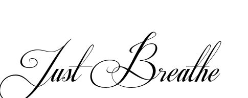 just breathe tattoos designs | This Just Breathe Tattoo was created using our unique service. Tattoo ...