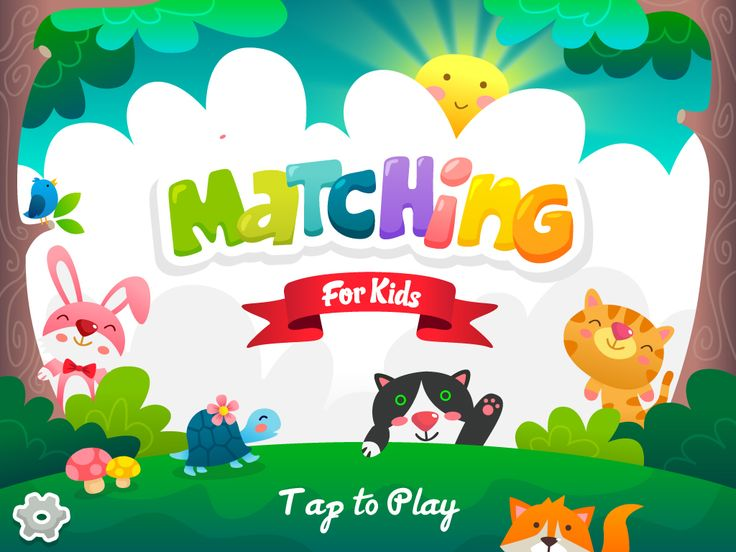 Matching For Kids - New Project on Behance