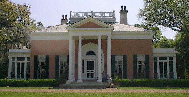 Montaigne In Natchez Ms Built 1855 Antebellum Homes