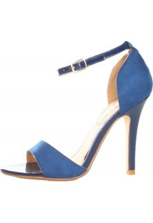 Sandalia de pulsera ANA LUBLIN, al 40% descuento http://cyprea.es/es/zapatos/30001-sandalia-ana-lublin-de-tacon-azul-marino-cinta-al-tobillo.html