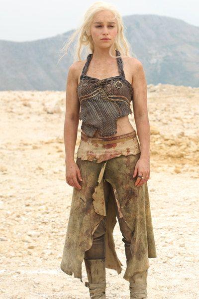 Daenerys Dothraki Cosplay Costume Game Of Thrones