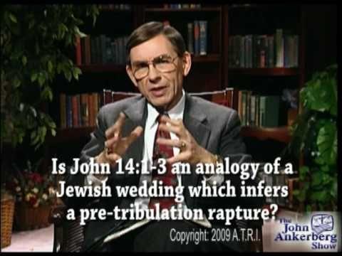 A Jewish wedding and the pre-tribulation rapture