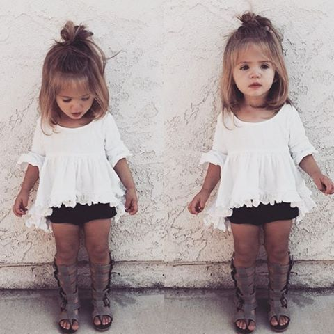 Strange 1000 Ideas About Toddler Girl Haircuts On Pinterest Girl Short Hairstyles Gunalazisus