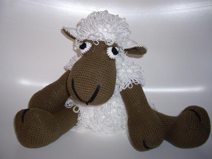 Amigurumi ovejita