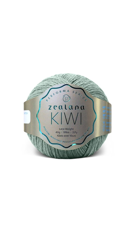 Zealana Kiwi Lace 13 Winter Green