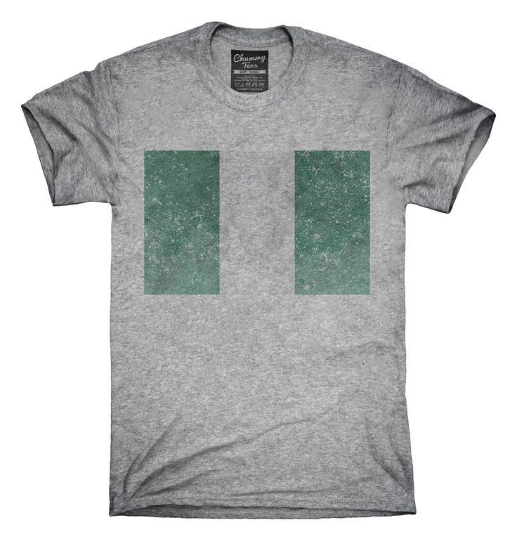 Retro Vintage Nigeria Flag T-Shirts, Hoodies, Tank Tops