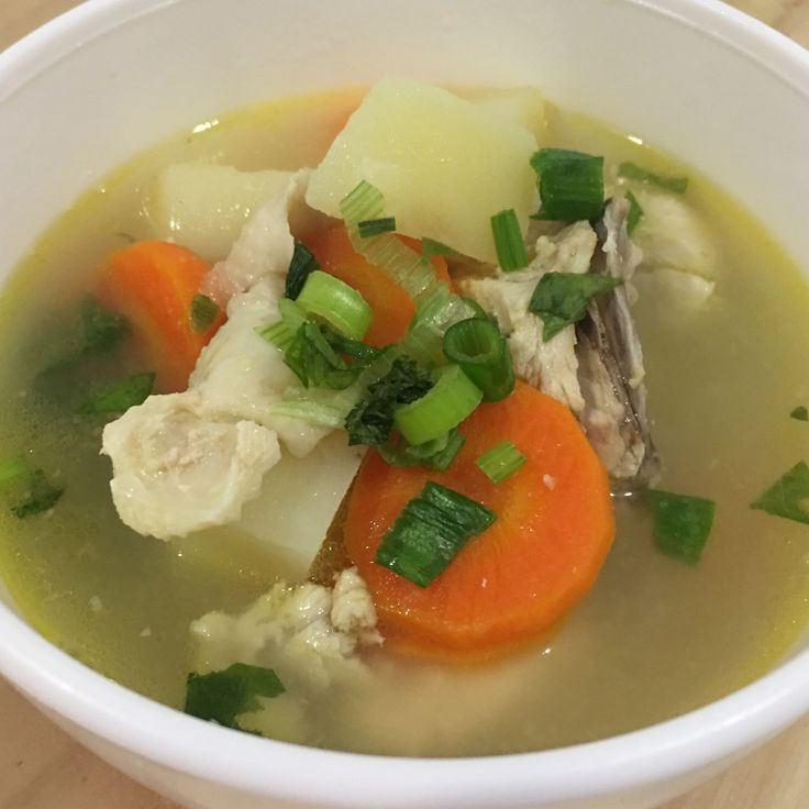 Chicken soup for toddler