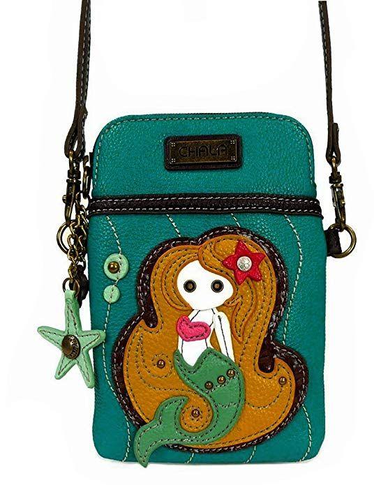 f0481ba0396b Chala Crossbody Cell Phone Purse - Women PU Leather Multicolor ...