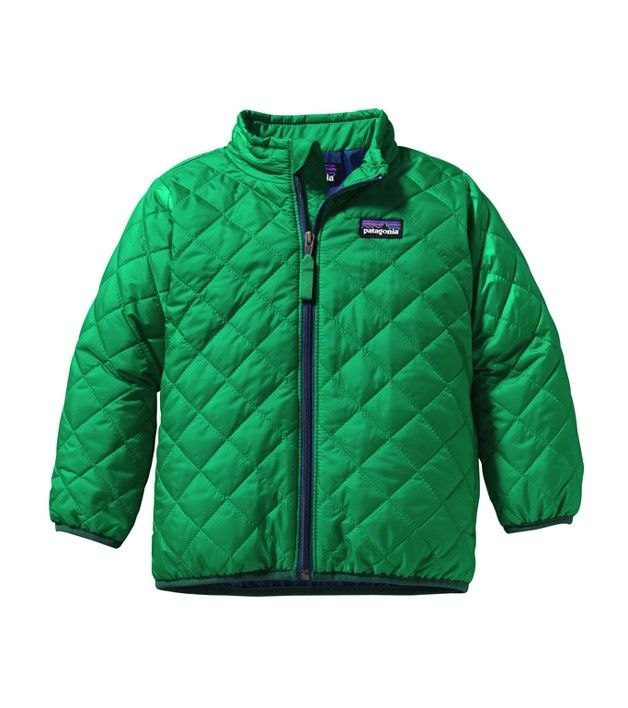 Patagonia Baby Nano Puff Green Clothing For Kids Www