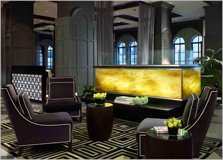 Echanting of art deco interior elegant art deco design of the allerton hotel chicago as a matter of fact the design of interiors is challenging because