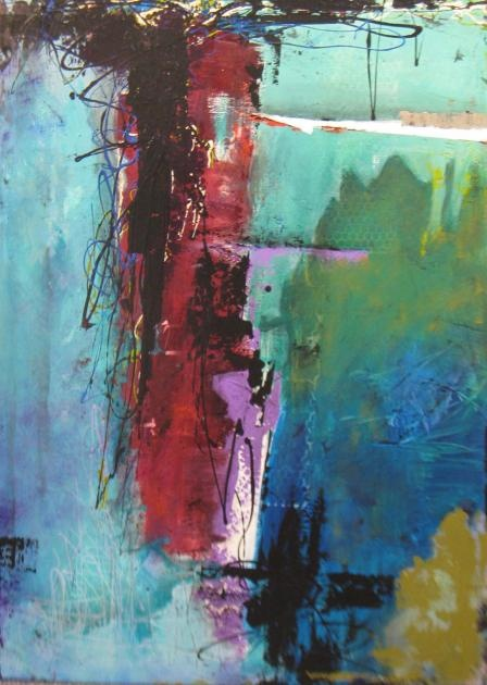 """""""Erratic,"""" by Cindi Wright  Featured Artist: June 2012"""