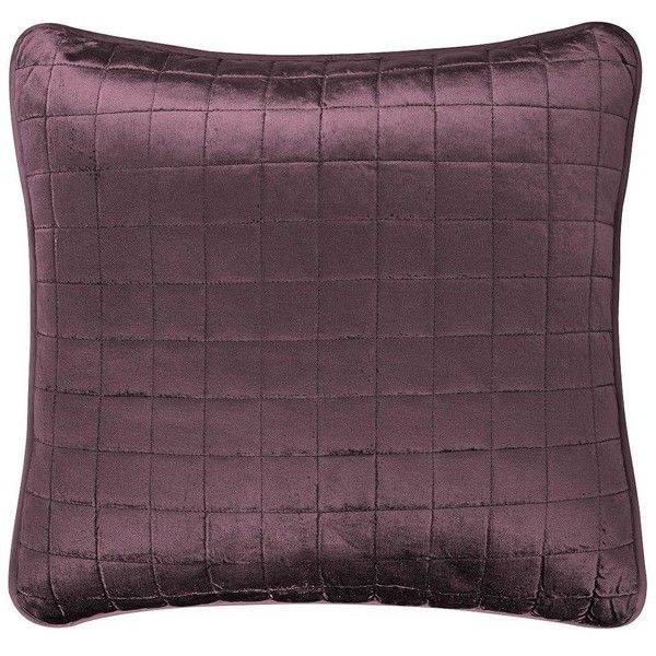 Luxury Decorative Pillow Collection : Hotel Collection Luxury Velvet Large Cushion ($28) liked on Polyvore featuring home, home decor ...