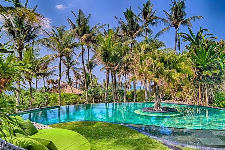 Sejuk Beach Villas | 4 bedroom | Canggu, Bali #swimmingpool #holiday #vacation #summer #villa #bali #indonesia