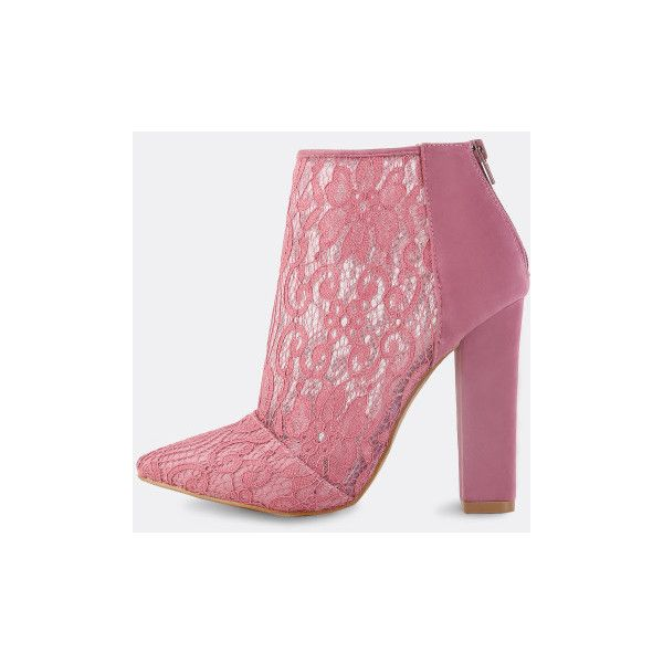 25 best ideas about pink ankle boots on pink