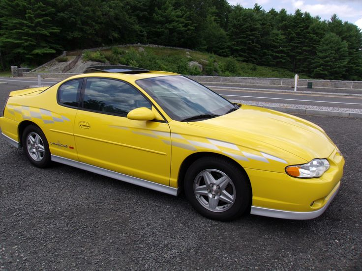 Monte Carlo Car >> 2002 Monte Carlo SS Pace Car | Monte Carlo SS | Pinterest | monte Carlo and Cars