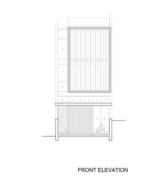 Primrose Avenue,Elevation