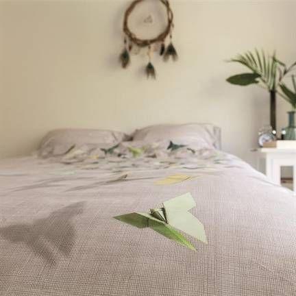 Snurk Butterfly dekbedovertrek