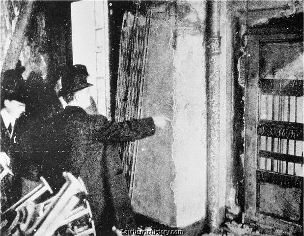 a view on the triangle shirtwaist fire The story of a fire in the triangle shirt mfg co building in new york city in 1911 that resulted  show html view more  fire   triangle shirtwaist factory.