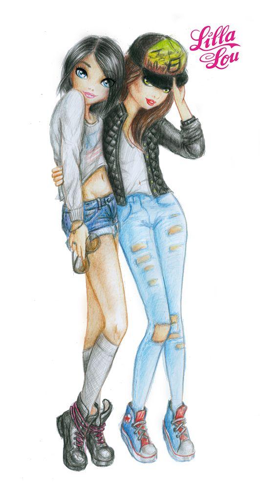 American Girl www.lillalou-teens.pl