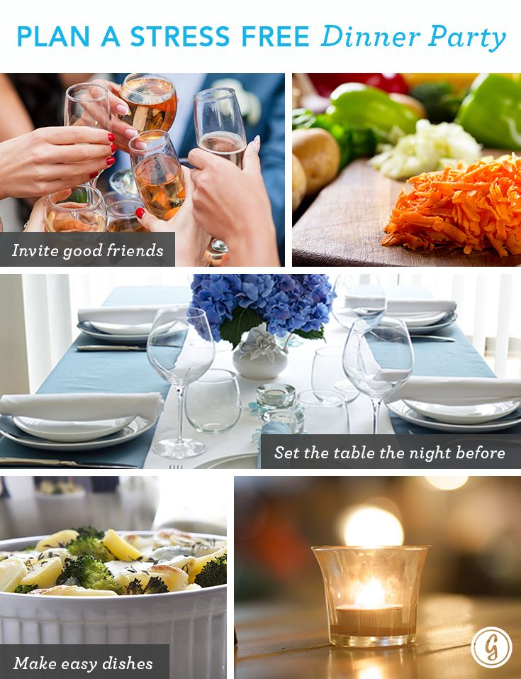 Dinner Party Ideas For 20 Part - 39: 20 Tips To Crush Your Next Dinner Party