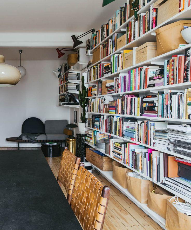 Book Wall Exterior Design Apartments