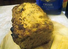 Guinness Cheddar & Chive Bread | Recipes to try | Pinterest | Guinness ...
