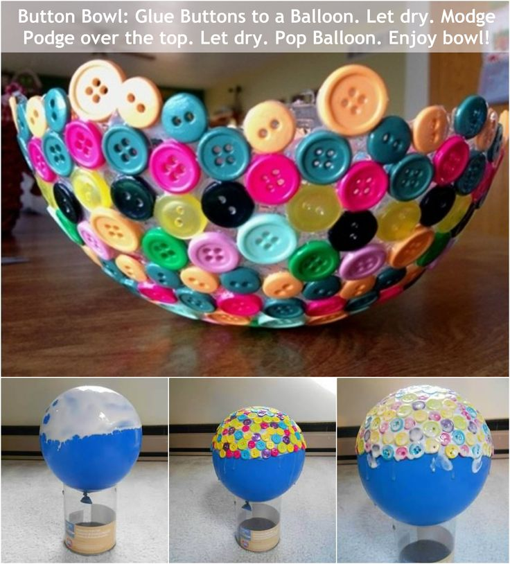 Button Bowl!