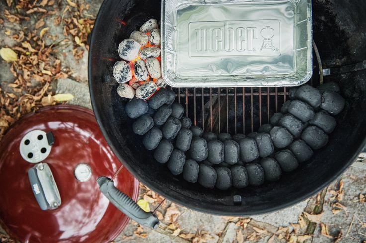 Setup di un kettle.