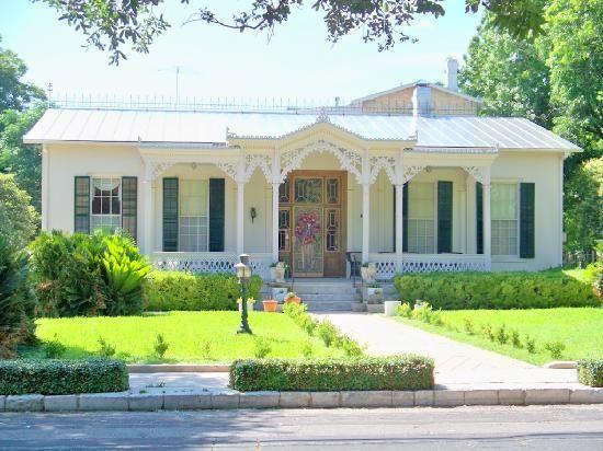 King William historic district - San Antonio