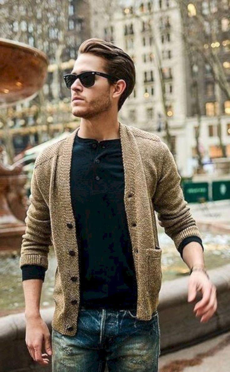 Cardigan Style für Männer #cardigan #fuer #Männer #style