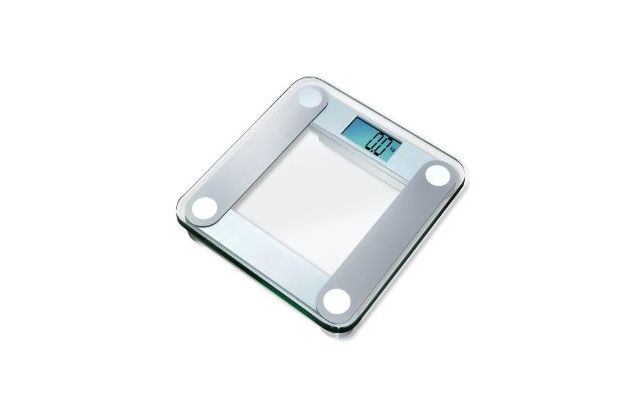 I'm going to be using the EatSmart Precision Digital scale for my daily weigh-ins. It's accurate, easy to step onto, and lasts for years, all great features