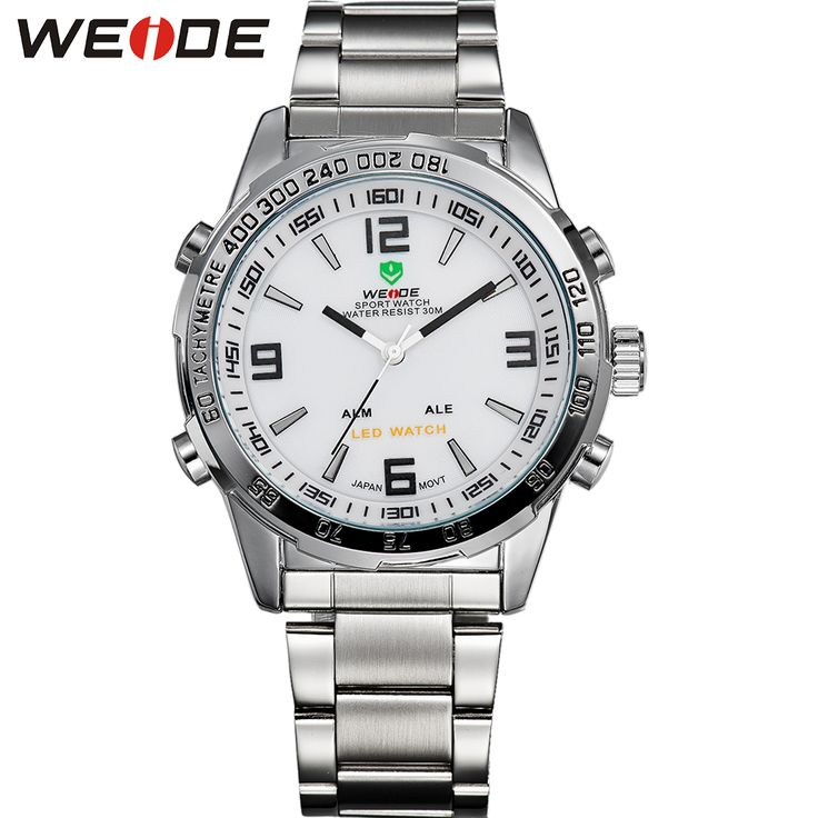 30 Meters Water Resistant Analog Military Watches Men Full Steel Watch Relogio Masculino Men Sports Watches Top Brand Luxury     Tag a friend who would love this!     FREE Shipping Worldwide     Get it here ---> https://shoppingafter.com/products/30-meters-water-resistant-analog-military-watches-men-full-steel-watch-relogio-masculino-men-sports-watches-top-brand-luxury/