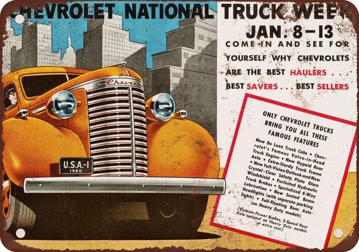 Chevrolet Trucks 1940 Chevrolet trucks, Chevrolet, Trucks