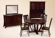 Amish Caledona Dining Room Set