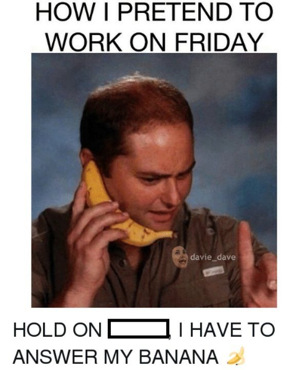 Friday At Work Meme : friday, Friday, Memes, Funny, Meme,, About, Work,