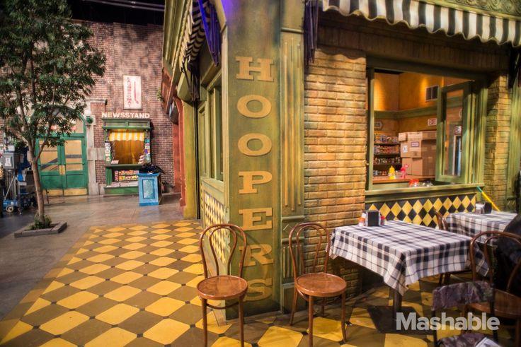 Inside the new 'Sesame Street' set for Season 46 | Sesame ...