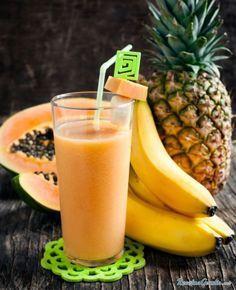 Jugo diurético y antioxidante que además es un potente quemagrasa