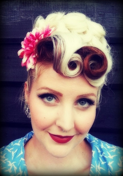 Rockabilly Hair, DEVINE!
