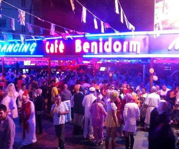 By day, by night.. I love Benidorm