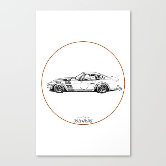 Crazy Car Art 0001 - $85