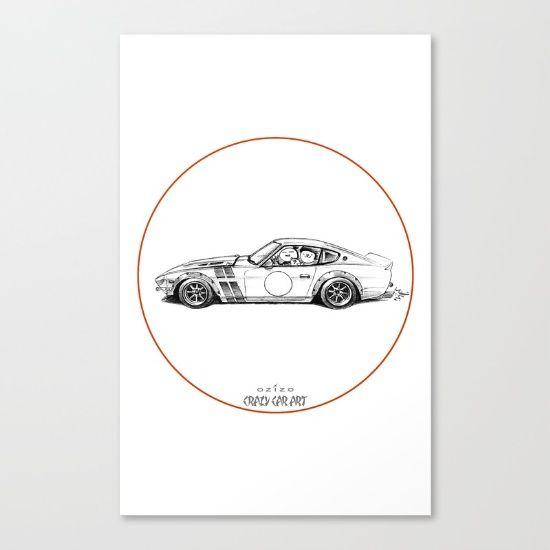 Crazy Car Art 0001 - $85
