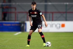 Kai Havertz - Bayer Leverkusen wonderkid http://www.soccerbox.com/blog/bayer-leverkusens-kai-havertz-17-destined-success/