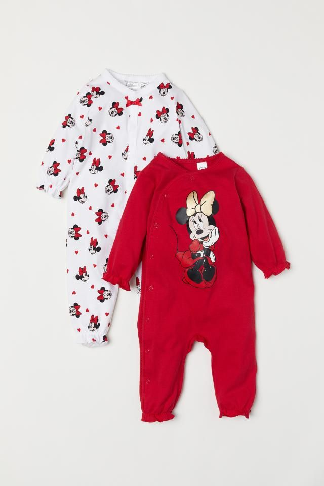 dad15bd12 2-pack Jumpsuits | Baby Girl Fashion | Red jumpsuit, Jumpsuit, Red ...